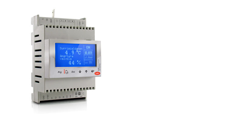 EVD Evolution series electronic valve controllers